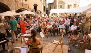 Koncert på piazzaen